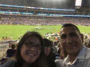 Paul attended Baltimore Ravens vs. Jacksonville Jaguars - NFL on Aug 8th 2019 via VetTix
