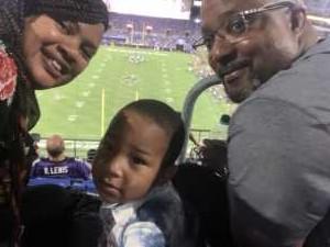 nathan attended Baltimore Ravens vs. Jacksonville Jaguars - NFL on Aug 8th 2019 via VetTix