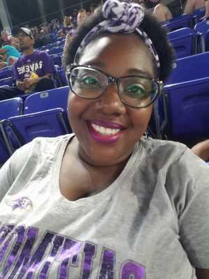 Natasha attended Baltimore Ravens vs. Jacksonville Jaguars - NFL on Aug 8th 2019 via VetTix