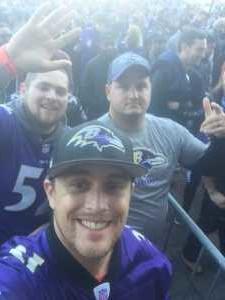 David attended Baltimore Ravens vs. Jacksonville Jaguars - NFL on Aug 8th 2019 via VetTix
