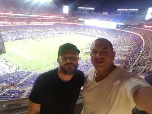 Jose attended Baltimore Ravens vs. Jacksonville Jaguars - NFL on Aug 8th 2019 via VetTix