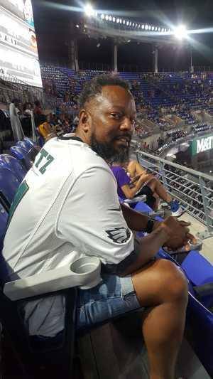 Roland attended Baltimore Ravens vs. Jacksonville Jaguars - NFL on Aug 8th 2019 via VetTix