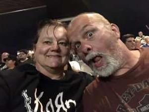 Jodean attended Korn & Alice in Chains - Alternative Rock on Aug 10th 2019 via VetTix
