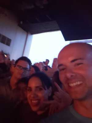 Aaron attended Korn & Alice in Chains - Alternative Rock on Aug 10th 2019 via VetTix