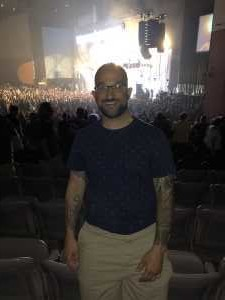 Anthony attended Korn & Alice in Chains - Alternative Rock on Aug 10th 2019 via VetTix
