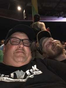 Christopher attended Korn & Alice in Chains - Alternative Rock on Aug 10th 2019 via VetTix