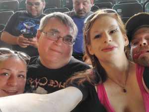 Harold attended Korn & Alice in Chains - Alternative Rock on Aug 10th 2019 via VetTix