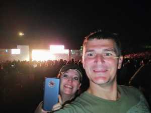 Benjamyn attended Korn & Alice in Chains - Alternative Rock on Aug 10th 2019 via VetTix