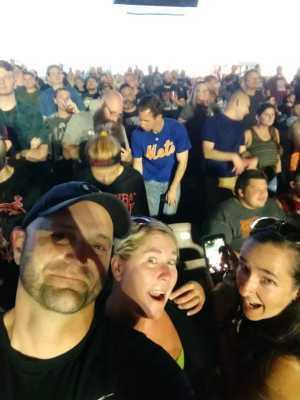 Randall attended Korn & Alice in Chains - Alternative Rock on Aug 10th 2019 via VetTix