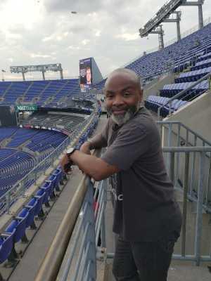 JH attended Baltimore Ravens vs. Green Bay Packers - NFL on Aug 15th 2019 via VetTix