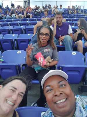 Laura attended Baltimore Ravens vs. Green Bay Packers - NFL on Aug 15th 2019 via VetTix