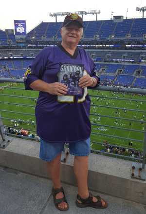 Robert attended Baltimore Ravens vs. Green Bay Packers - NFL on Aug 15th 2019 via VetTix