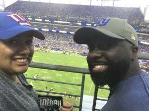 penfield attended Baltimore Ravens vs. Green Bay Packers - NFL on Aug 15th 2019 via VetTix