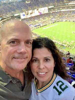 Michael attended Baltimore Ravens vs. Green Bay Packers - NFL on Aug 15th 2019 via VetTix