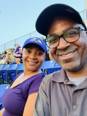 Greg attended Baltimore Ravens vs. Green Bay Packers - NFL on Aug 15th 2019 via VetTix