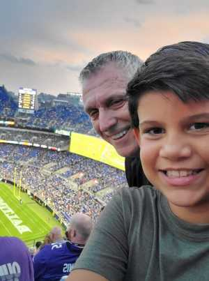 stephen attended Baltimore Ravens vs. Green Bay Packers - NFL on Aug 15th 2019 via VetTix