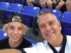 Ian attended Baltimore Ravens vs. Green Bay Packers - NFL on Aug 15th 2019 via VetTix