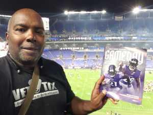 Ron attended Baltimore Ravens vs. Green Bay Packers - NFL on Aug 15th 2019 via VetTix