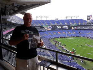 Walter attended Baltimore Ravens vs. Green Bay Packers - NFL on Aug 15th 2019 via VetTix