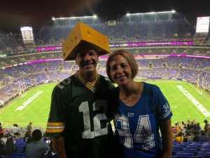 Chad attended Baltimore Ravens vs. Green Bay Packers - NFL on Aug 15th 2019 via VetTix