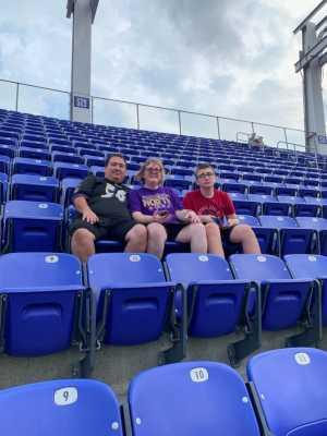 Andrew attended Baltimore Ravens vs. Green Bay Packers - NFL on Aug 15th 2019 via VetTix