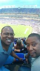 Doug Clack attended Baltimore Ravens vs. Green Bay Packers - NFL on Aug 15th 2019 via VetTix