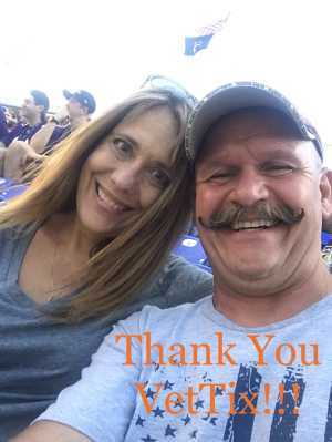 john attended Baltimore Ravens vs. Green Bay Packers - NFL on Aug 15th 2019 via VetTix
