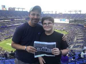 Jason attended Baltimore Ravens vs. Green Bay Packers - NFL on Aug 15th 2019 via VetTix