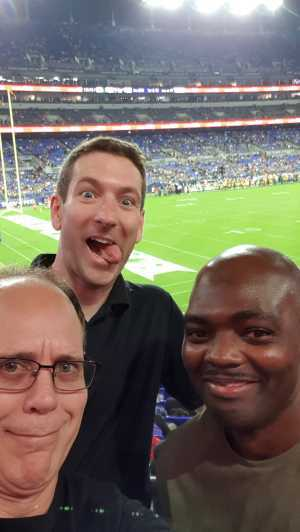 Proud to be an American attended Baltimore Ravens vs. Green Bay Packers - NFL on Aug 15th 2019 via VetTix