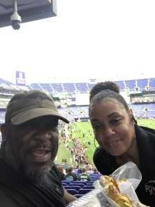 Tony  attended Baltimore Ravens vs. Green Bay Packers - NFL on Aug 15th 2019 via VetTix