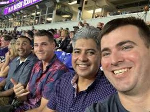 Trey attended Baltimore Ravens vs. Green Bay Packers - NFL on Aug 15th 2019 via VetTix