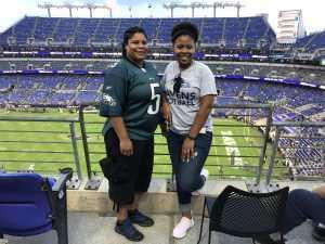 Roashelle attended Baltimore Ravens vs. Green Bay Packers - NFL on Aug 15th 2019 via VetTix