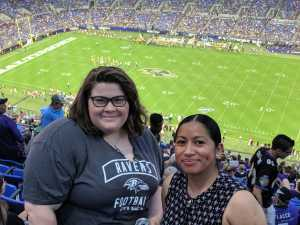 SGT G attended Baltimore Ravens vs. Green Bay Packers - NFL on Aug 15th 2019 via VetTix