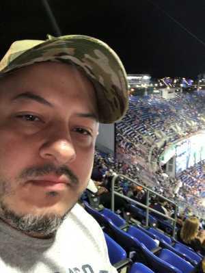 Leonel attended Baltimore Ravens vs. Green Bay Packers - NFL on Aug 15th 2019 via VetTix
