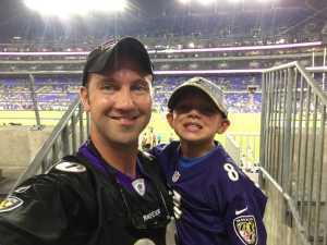 Bradley attended Baltimore Ravens vs. Green Bay Packers - NFL on Aug 15th 2019 via VetTix