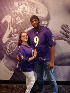 oshay attended Baltimore Ravens vs. Green Bay Packers - NFL on Aug 15th 2019 via VetTix