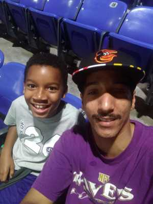 Albert attended Baltimore Ravens vs. Green Bay Packers - NFL on Aug 15th 2019 via VetTix