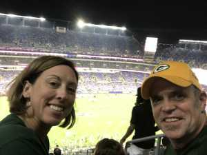 Andrew attended Baltimore Ravens vs. Green Bay Packers - NFL on Aug 15th 2019 via VetTix