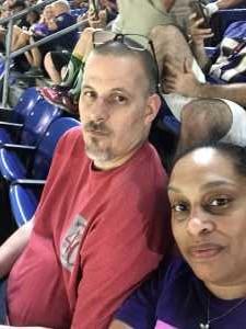 Carmen W attended Baltimore Ravens vs. Green Bay Packers - NFL on Aug 15th 2019 via VetTix