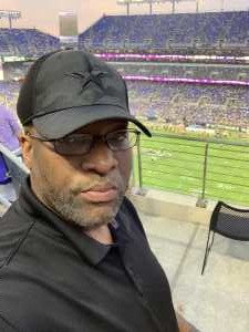 Vicente attended Baltimore Ravens vs. Green Bay Packers - NFL on Aug 15th 2019 via VetTix