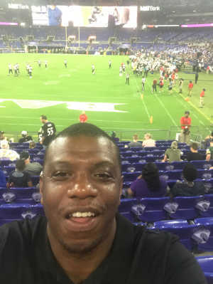 Peter attended Baltimore Ravens vs. Green Bay Packers - NFL on Aug 15th 2019 via VetTix