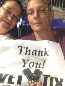 Tina attended Baltimore Ravens vs. Green Bay Packers - NFL on Aug 15th 2019 via VetTix