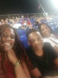 Tia attended Baltimore Ravens vs. Green Bay Packers - NFL on Aug 15th 2019 via VetTix