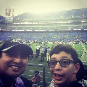 Ivan attended Baltimore Ravens vs. Green Bay Packers - NFL on Aug 15th 2019 via VetTix