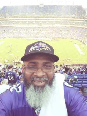 Carlos attended Baltimore Ravens vs. Green Bay Packers - NFL on Aug 15th 2019 via VetTix