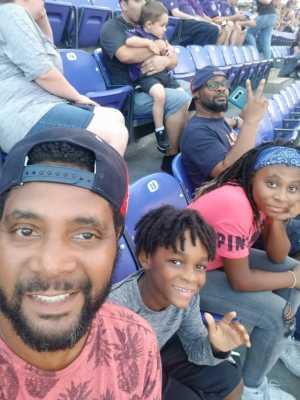 Christal attended Baltimore Ravens vs. Green Bay Packers - NFL on Aug 15th 2019 via VetTix