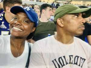 jasmyne attended Baltimore Ravens vs. Green Bay Packers - NFL on Aug 15th 2019 via VetTix
