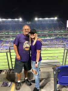 David attended Baltimore Ravens vs. Green Bay Packers - NFL on Aug 15th 2019 via VetTix