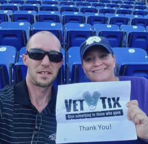 Scott attended Baltimore Ravens vs. Green Bay Packers - NFL on Aug 15th 2019 via VetTix