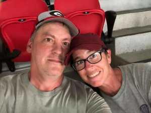 Robert attended Atlanta Falcons vs. Washington Redskins - NFL Preseason on Aug 22nd 2019 via VetTix